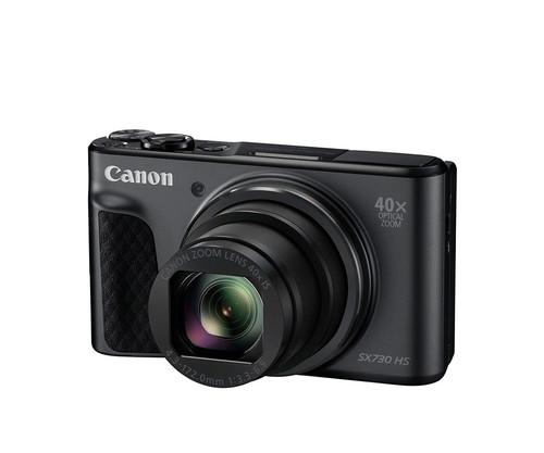 CANON POWERSHOT SX730 NEGRO CAMARA DE FOTOS DIGITAL COMPAC