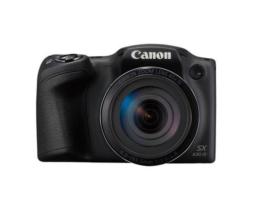 CANON POWERSHOT SX430 IS NEGRA CAMARA DE FOTOS DIGITAL COM