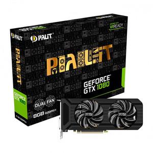 Tarjeta Grafica PALIT GTX1080 DUAL 8GB DDR5