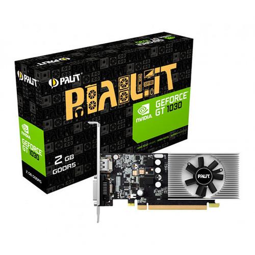 Tarjeta Grafica PALIT GT1030 2GB DDR5