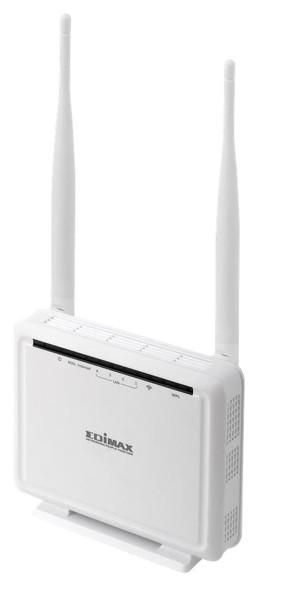 Modem Wireless/Router Adsl2 300M Edimax Ar-7286Wna