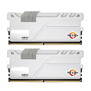 Modulo RAM 8GB DDR4 (2X4GB) PC2400 GEIL EVO X WHITE