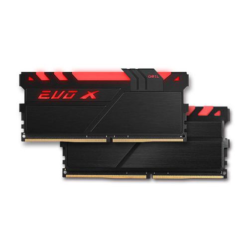 Modulo RAM 8GB DDR4 PC2400 GEIL EVO X BLACK