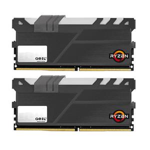 MODULO DDR4 8GB (2X4GB) PC2400 GEIL EVO X BLACK