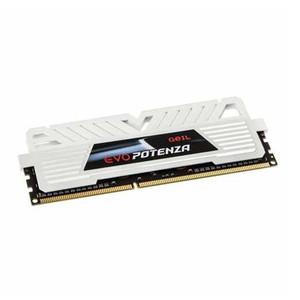 MODUModulo RAM 4GB DDR3 PC1600 GEIL EVO POTENZA WHITE
