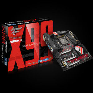 Placa Base ASROCK 2011-3 X99 PROF. GAMING I7