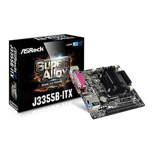 Placa Base ASROCK J3355B-ITX CPU INTEL DUAL CORE
