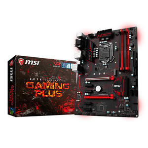 Placa Base MSI 1151 Z270 GAMING PLUS