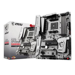Placa Base MSI AM4 X370 XPOWER GAMING TITANIUM