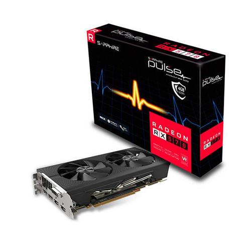 Tarjeta Grafica SAPPHIRE RX570 PULSE 4GB GDDR5