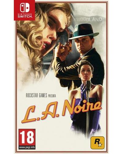 L.A. Noire N-Switch