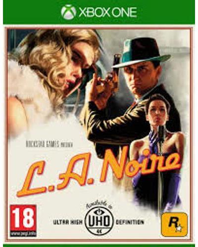 L.A. Noire Xboxone