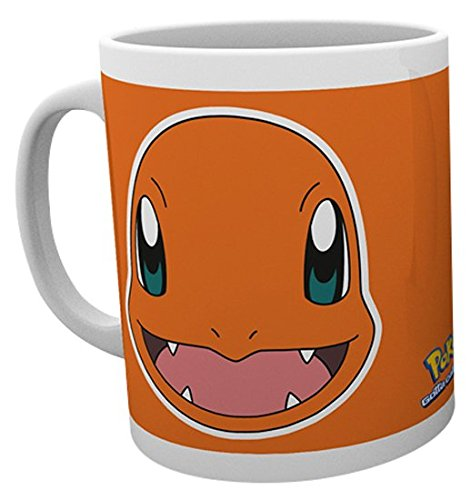 Taza Pokemon Charmender Face