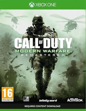 Call Of Duty Modern Warfare Remastered Xboxone