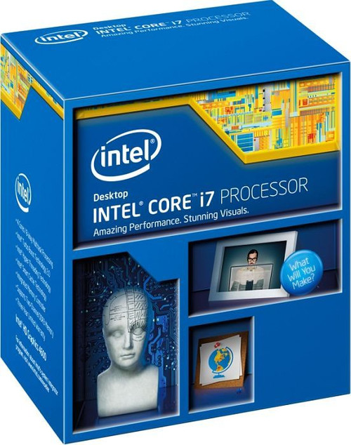Procesador INTEL 1150 I7-4790