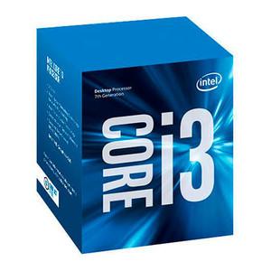 Procesador INTEL 1151 I3-7100 2X3.9GHZ/3MB BOX