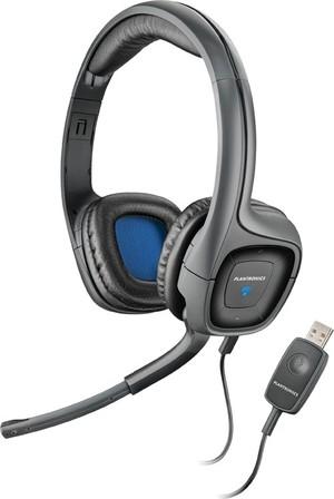 Auricular Con Micro Plantronics Audio 655 Dsp Usb
