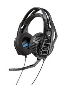 Auricular Con Micro Plantronics Rig 500E Negro