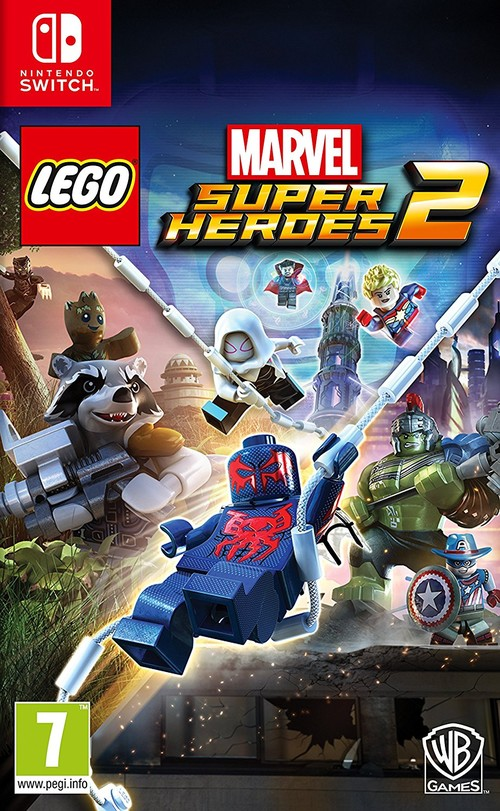 Lego Marvel Super Heroes 2 N-Switch