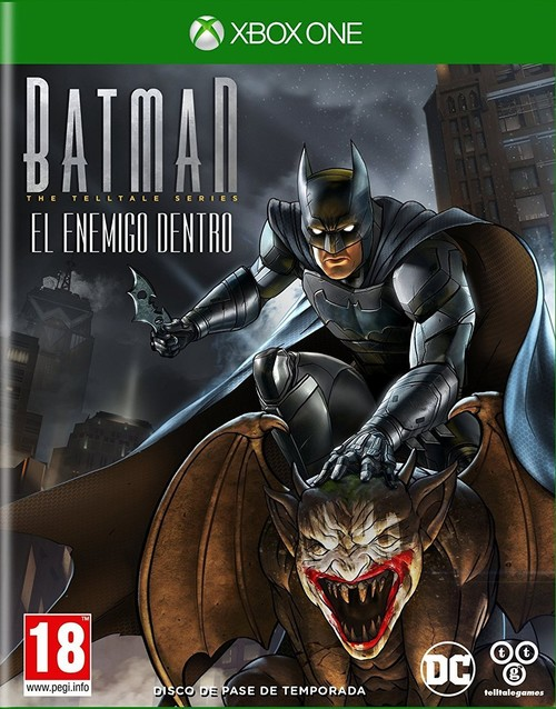 Batman: El Enemigo Dentro - The Telltale Series Xboxone