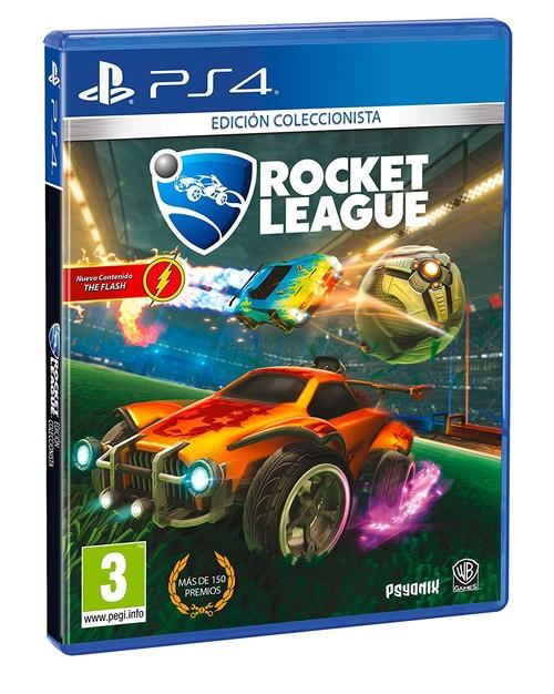 Rocket League: Edición Coleccionista Ps4