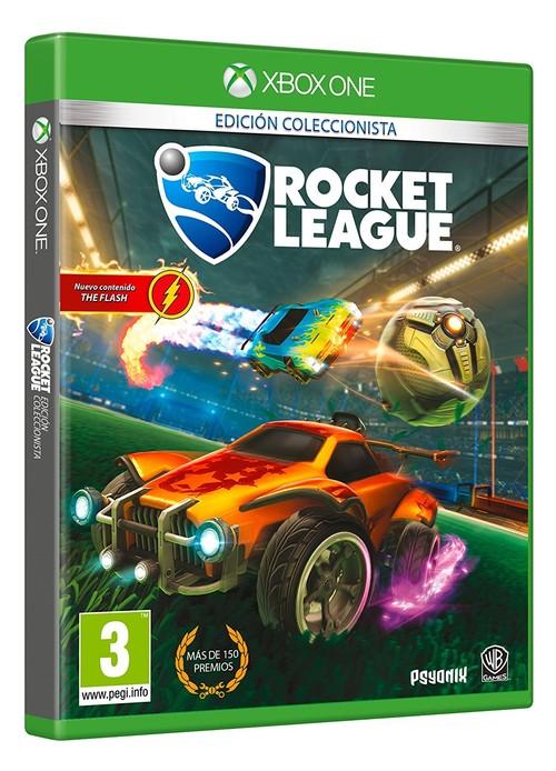 Rocket League: Edición Coleccionista Xboxone