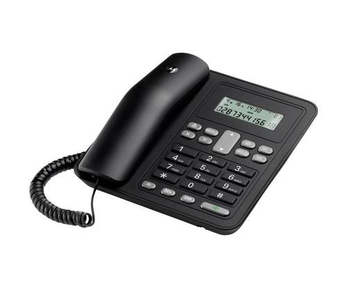 Telefono Fijo MOTOROLA CT320 Negro