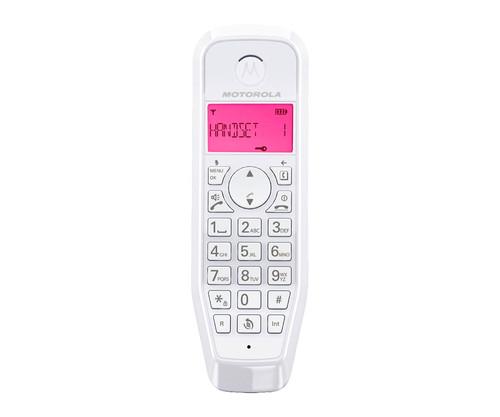 Telefono Inalambrico MOTOROLA S1201 Rosa