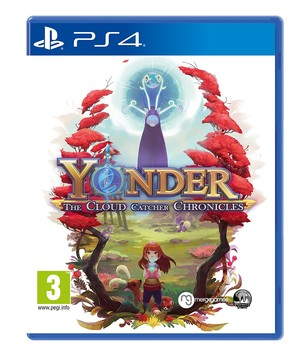 Yonder Ps4