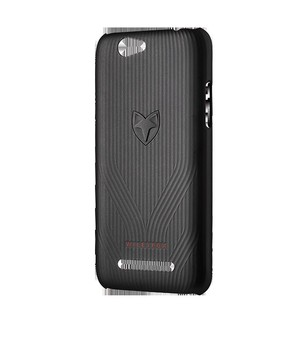 Funda Movil Wileyfox Spark Y Spark Plus Rigida Neg