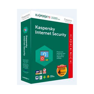 SOFTW KASPERSKY INTERNET SECURITY 2018