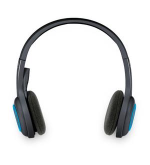 Auricular Con Micro Logitech H600 Wireless Negro