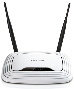 Router Wireless Tp-Link N300 Tl-Wr841N