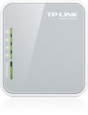 Router Wireless Tp-Link N150 Tl-Mr3020 3G/3.75G