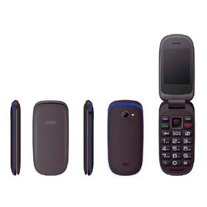 dab79c5111a Telefono Senior Qubo Xoel Azul 2,4 - LIBRERIA DANTE