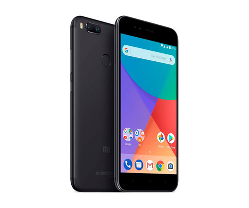 MOVIL XIAOMI MI A1 4GB 64GB NEGRO