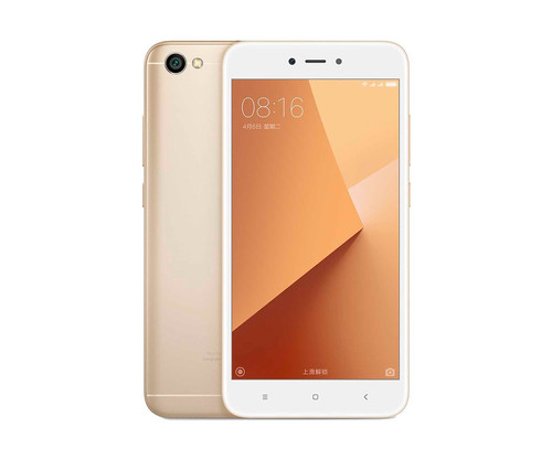 XIAOMI REDMI NOTE 5A DORADO MOVIL 4G DUAL SIM 5.5'' IPS HD