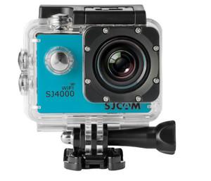 Camara SJCAM SJ4000 WIFI BLUE V2.0