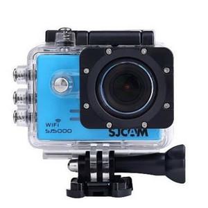 Camara SJCAM SJ5000 WIFI BLUE V2.0