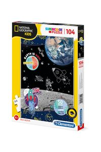 NATIONAL GEOGRAPHIC SPACE EXPLORER PUZZLE 104 PIZAS