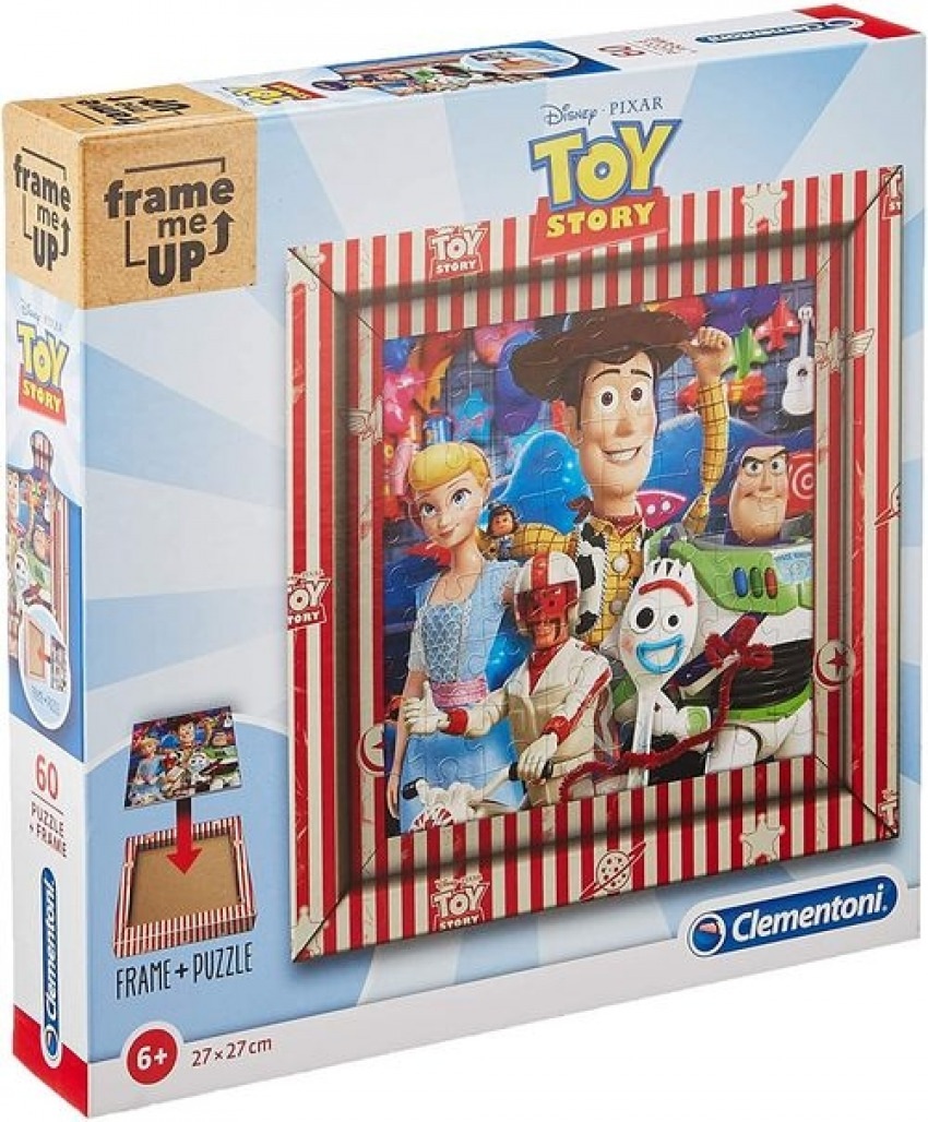 FRAME TOY STORY 4 PUZZLE 60 PIEZAS