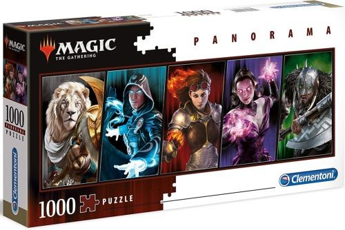 PANORAMA MAGIC THE GATHERING PUZZLE 1000 PIEZAS