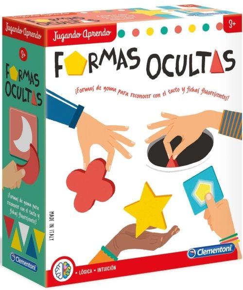 FORMAS OCULTAS JUGANDO APRENDO