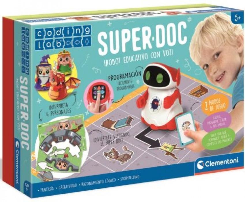 ROBOT SUPER DOC