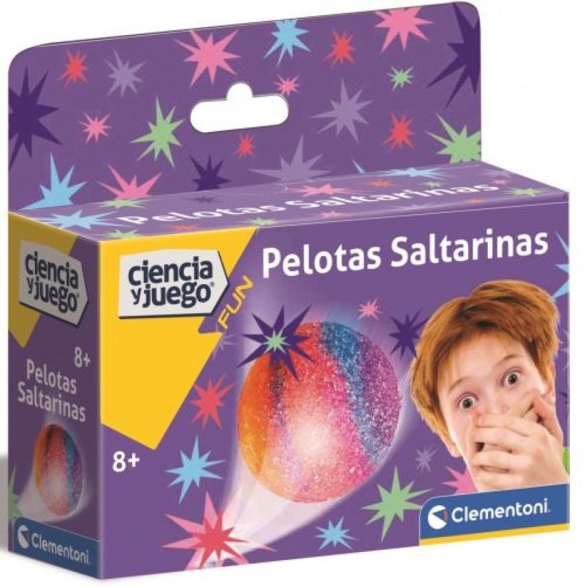 MINI SET PELOTAS SALTARINAS