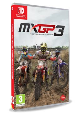MxGp 3 - The Official Motocross Videogame N-Switch