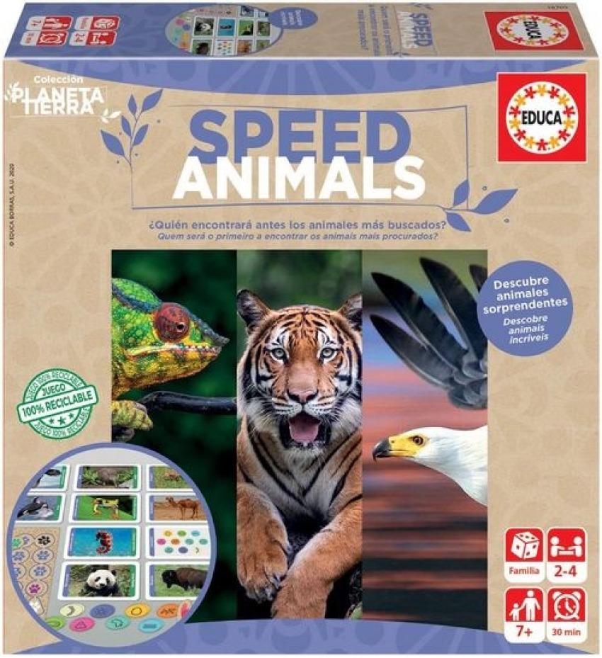 PLANETA ANIMALES - RAPID'ANIMALES