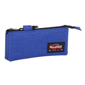 PORTATODO TRIPLE BLACKFIT8 NAVY BLUE 22x10x3cm