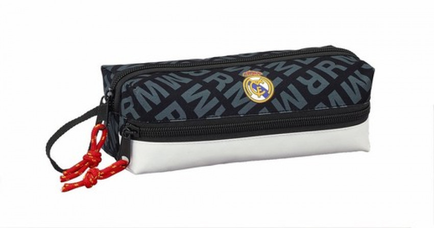 Zapatillero Real Madrid 2018 2019 White Black