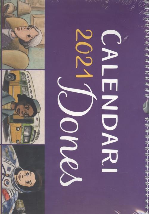 (2021).calendari dones